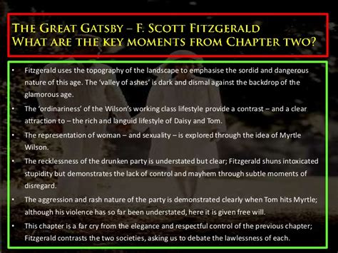 the great gatsby essay a level english marked by teachers com