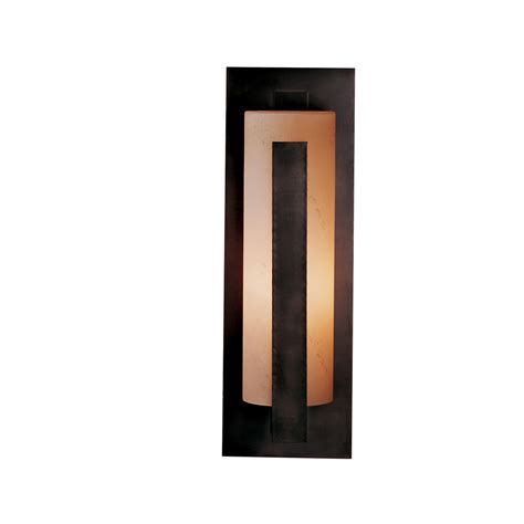 Bar Wall Sconces Forged Vertical Bar Outdoor Wall Sconce Medium
