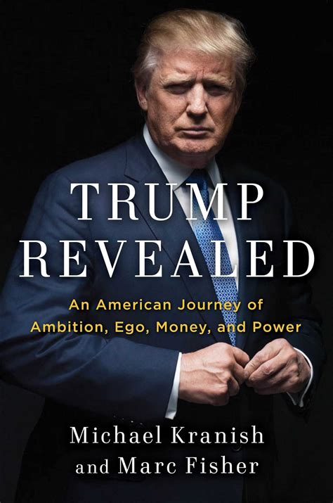 biography of donald trump video trump revealed book by michael kranish marc fisher
