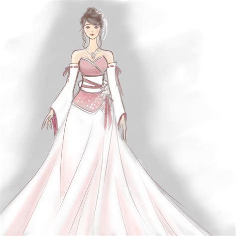 hochzeitskleid japan kimono wedding dress by hitokirichibi on deviantart