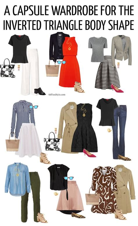 capsule craze the comprehensive guide to building your own capsule w books capsule wardrobe for inverted triangle shape