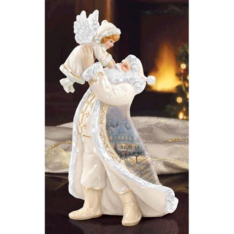 unique santa figurines 17 best images about kinkade santas on sculpture santa ornaments and unique