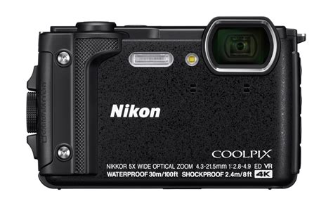 nikon announces coolpix w300 waterproof with 4k uhd nikon rumors
