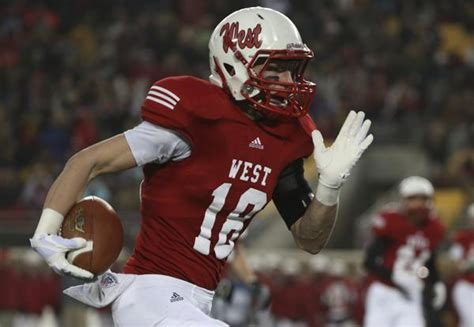 mn high school football sections mankato west shuts down simley in second half to win 5a