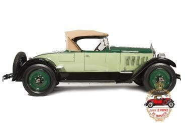 les annees folio collection voitures prince de monaco category packard six 1926 mtcc