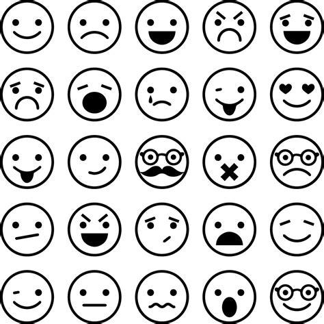 emoticons printable list all emoticons emology smiley coloring page wecoloringpage