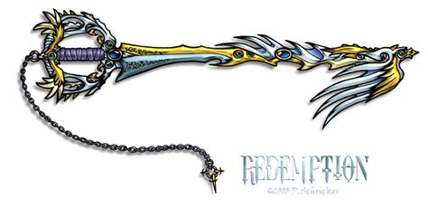 keyblade redemption by nachtwulf on deviantart