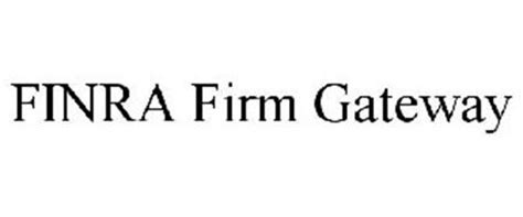 Finra Number Search Finra Firm Gateway Trademark Of Financial Industry Regulatory Authority Inc Serial