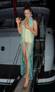 charlotte dawson   yacht  gotceleb