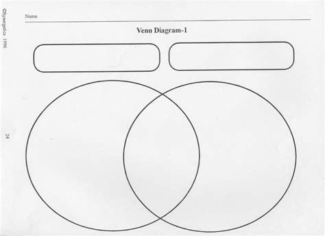 printable venn diagram for first grade venn diagram template first grade teacher talk getting