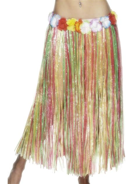Rok Panjang Hula Hula Skirt hawaiian hula skirt 22330 fancy dress