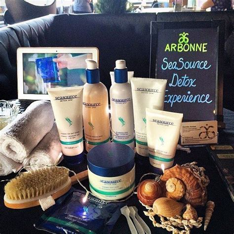 Arbonne Detox Spa Presentation by 25 Best Ideas About Spa Promo On Salon