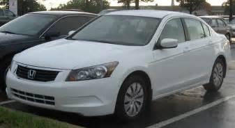2008 Honda Accord Lx File 2008 Honda Accord Lx Sedan Jpg