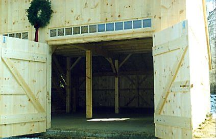 swing out barn doors country carpenters