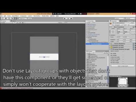 tutorial ngui unity infinite scrolling in unity3d using ngui s uiscrollview