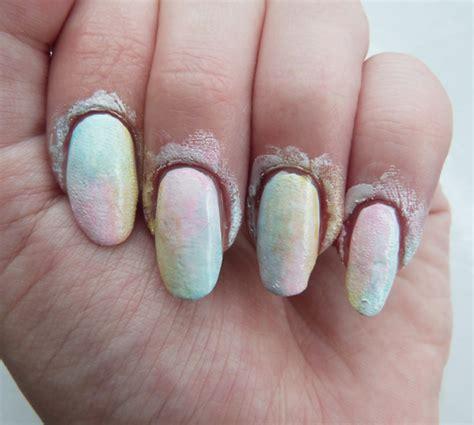 nail art tutorial nederlands veracamilla nl nail art met maaike tie dye