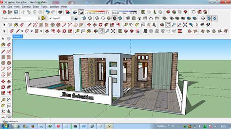 membuat video animasi dengan sketchup ifns hc membuat rumah 3d dan animasi di sketchup