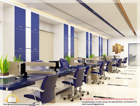 beautiful office design beautiful 3d interior office designs home appliance