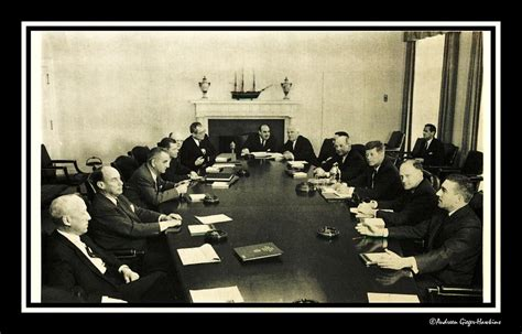 Jfk Cabinet by F Kennedy And Cabinet Photograph By Audreen Gieger