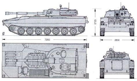 Blueprint Designer Free 2s1 gvozdika 122mm self propelled howitzer technical data