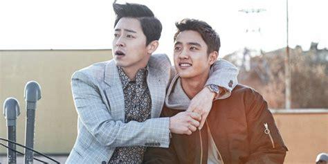 film anggota exo jo jung suk ngaku ingin jadi anggota exo kpop chart
