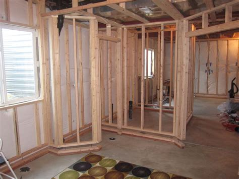 12 best my basement framing stage images on pinterest