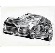 Range Rover Obsidian By Faik05 On DeviantArt
