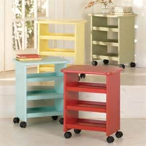 Slim Rolling Cart With Drawers 1000 Images About Small Space Living On