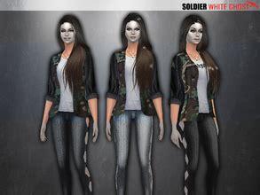 Jaket Overwatch Black T1310 4 sims 4 downloads jacket