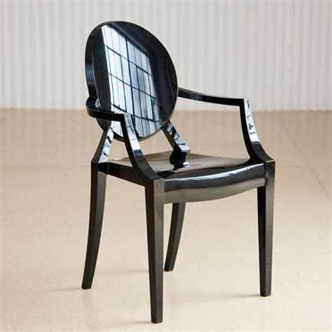 Black Ghost Chair by Louis Ghost Chair Black Www Pixshark Images