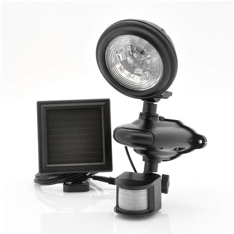 Solar Powered Led Security Light Weatherprof With Pir Solar Pir Light
