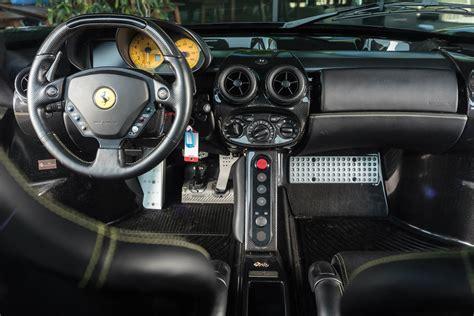 enzo interni enzo looks best in black carscoops