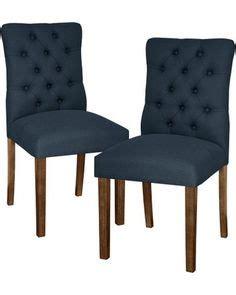 brookline tufted dining chair navy wheaton farmhouse trestle dining table threshold
