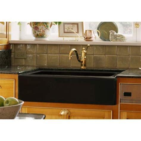 black apron front kitchen sink advantage 3 2 primrose black apron front single bowl