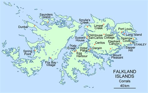 history of the falkland islands wikipedia the free decades in the falkland islands dependencies