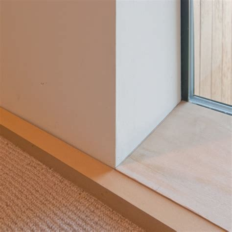modern wall base modern house baseboard