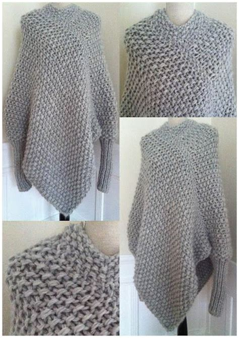 mens poncho knitting pattern knitted ponchos for and disposable ponchos