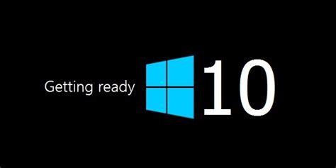 install windows 10 getting ready مشخصه های مورد نیاز برای اجرای روان ویندوز10 بر روی رایانه شما
