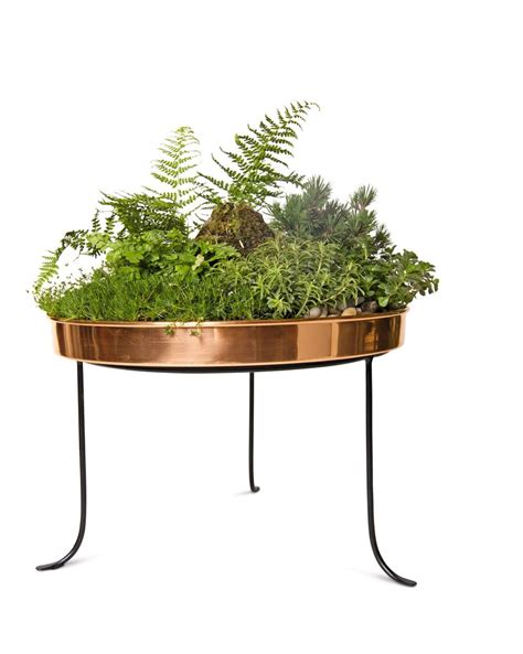 potted plant wire plant stand large plant tray stand riser