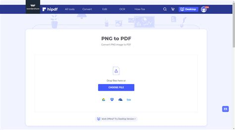 easiest   converting png documents