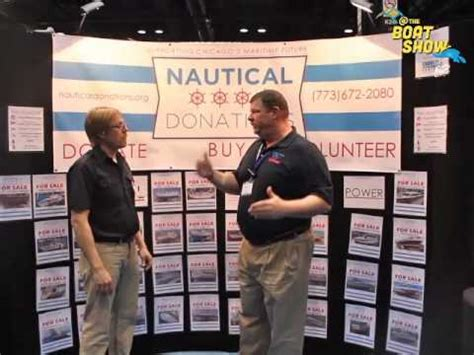 boat donation chicago nautical donations at the 2015 chicago boat rv strictly