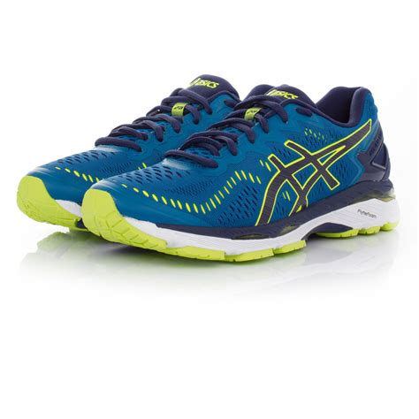 asics blue running shoes classic shoes styles asics gel kayano 23 running shoes