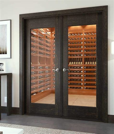 wine cellar glass doors glass wine cellar doors glass single wine cellar door