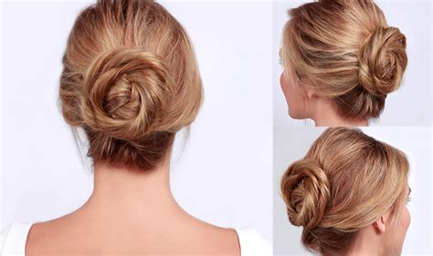 different hairstyles buns twisted bun tutorial learn the 7 simple steps