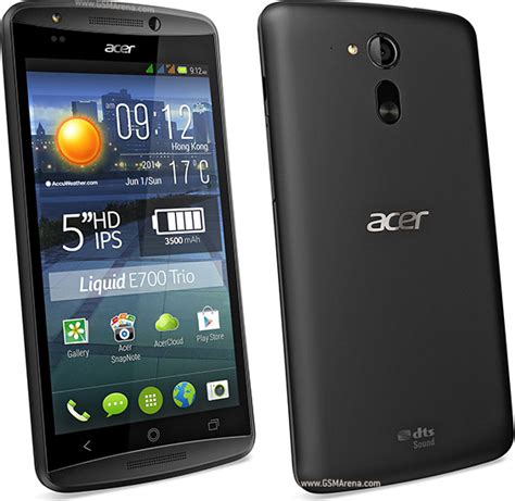Hp Acer Liquid X1 Terbaru acer liquid e700 pictures official photos