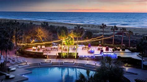 tiki hut hhi sc hilton head wedding the westin hilton head island resort