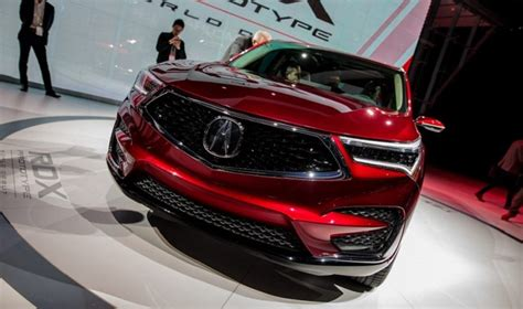 Acura Mdx 2019 Vs 2020 by 2020 Acura Rdx Redesign And Release Date 2019 2020