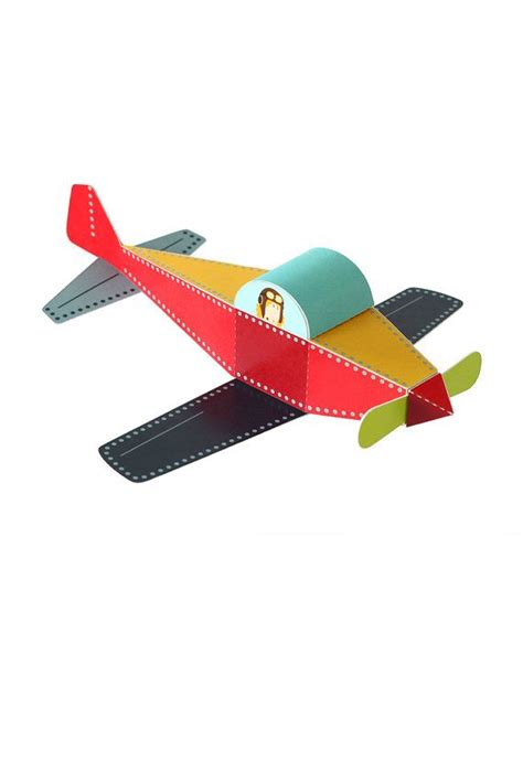 paper airplane crafts plane paper diy paper craft kit 3d paper by pukaca