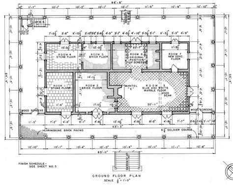 19th century floor plans 19th century plantation floor plans 19th century bank