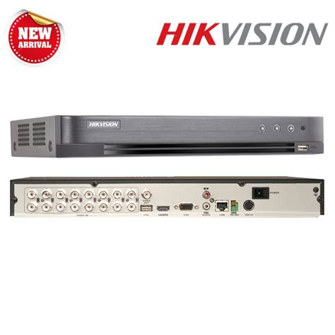 Paket Cctv Hikvision Hd 2 0mpx 4 Channel 2 Cctv In Outdoor Hdd 500gb hikvision 16 channel turbo hd 4 ds 7216hqhi k2